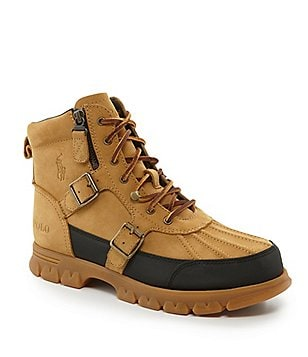 Polo Ralph Lauren Demond Casual Boots