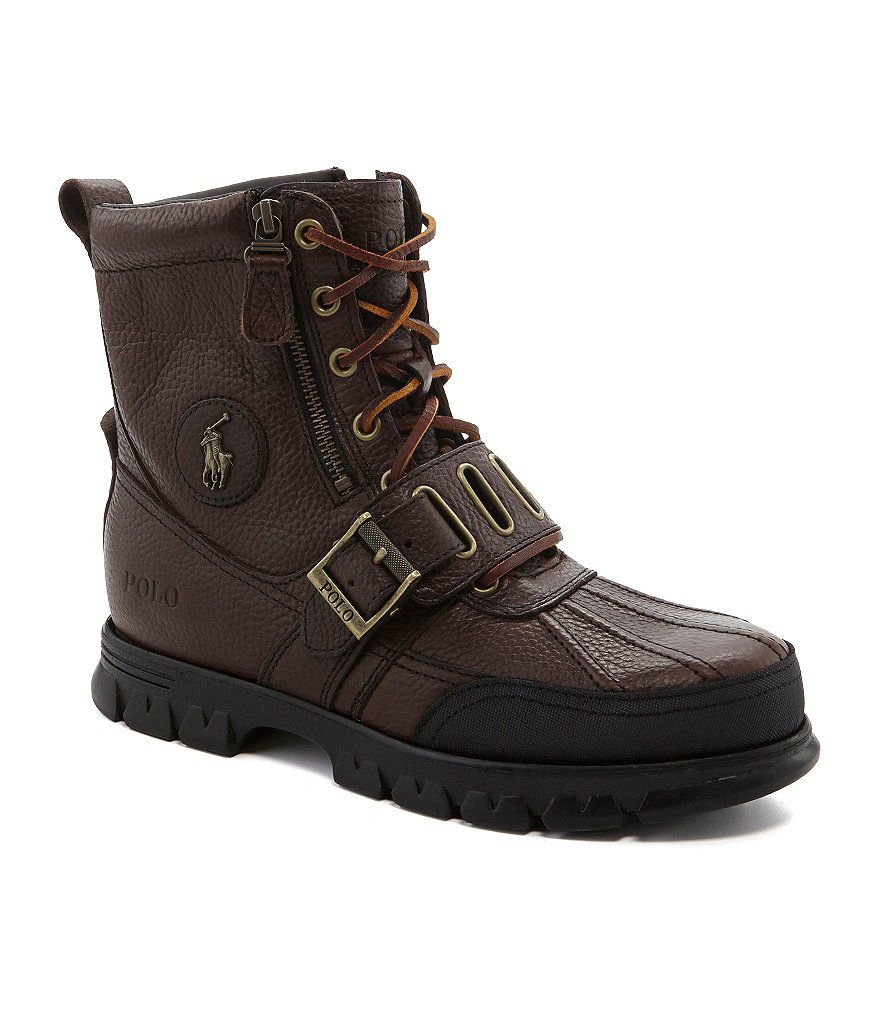 Polo Ralph Lauren Andres III Men´s Casual Boots