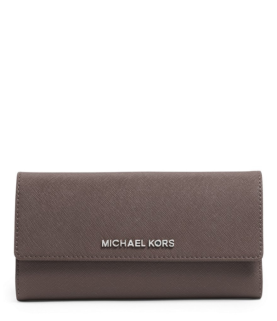 MICHAEL Michael Kors Jet Set Checkbook Wallet