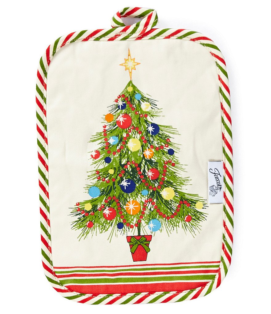 Fiesta Holiday Gathering Kitchen Pot Holder
