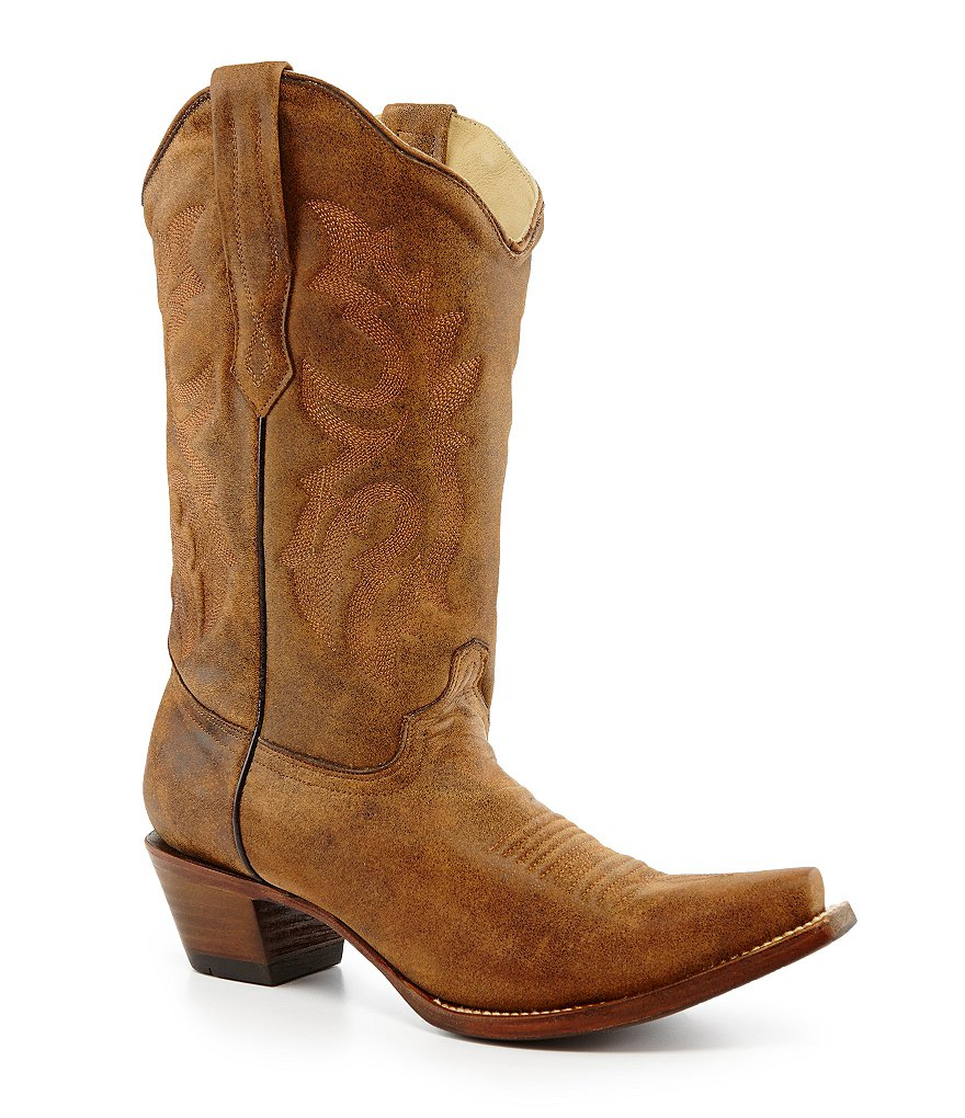 Corral Boots Distressed Nahm Boots