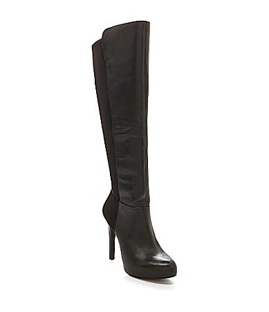 Jessica Simpson Avalona Tall Stretch Boots