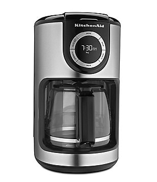 KitchenAid Programmable 12-Cup Coffee Maker