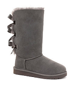 UGG� Australia Girls� Bailey Bow Tall Boots