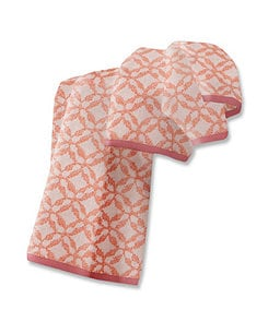 Fiesta Ava Bath Towels