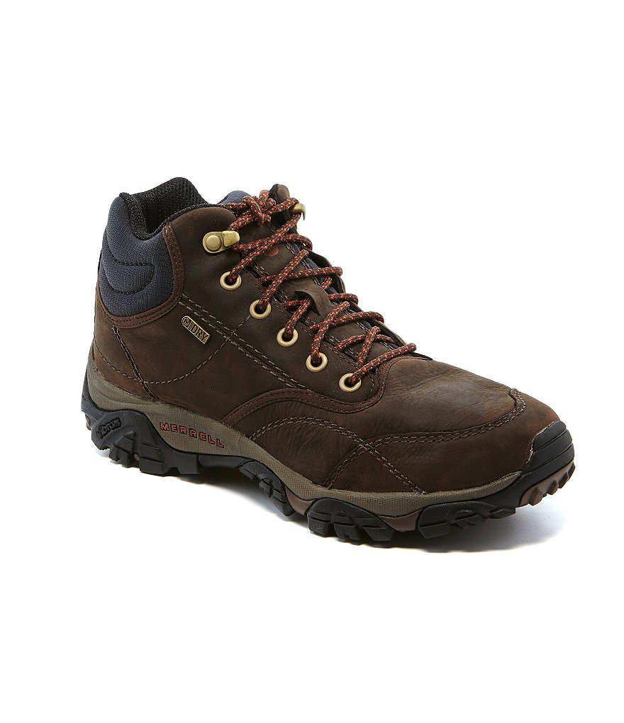 Merrell Moab Rover Waterproof Cold-Weather Shoes