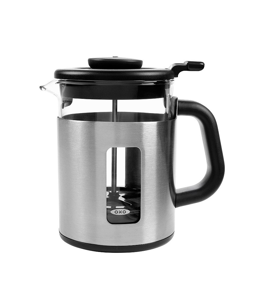 OXO 8-Cup Good Grips French Press Coffee Maker