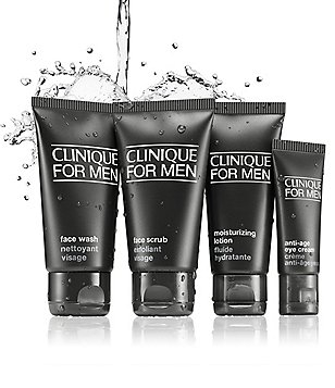 Clinique for Men Great Skin to Go Normal to Dry Kit