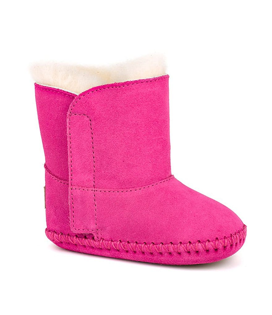 pink uggs at dillards
