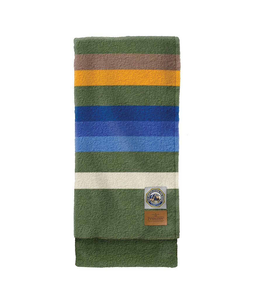 Pendleton Rocky Mountain National Park Blanket