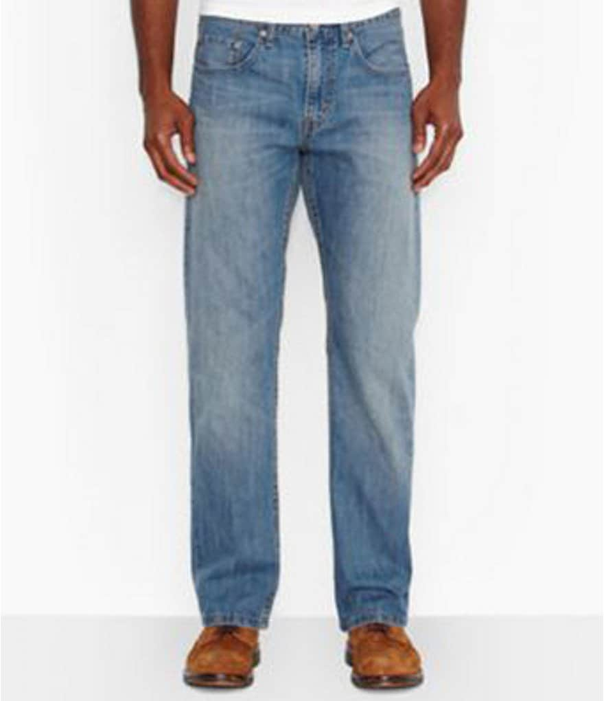 Levi's® 559™ Big & Tall Relaxed-Fit Straight Jeans