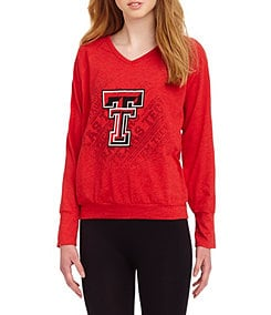 Emerson Street Texas Tech University Ralgan Top
