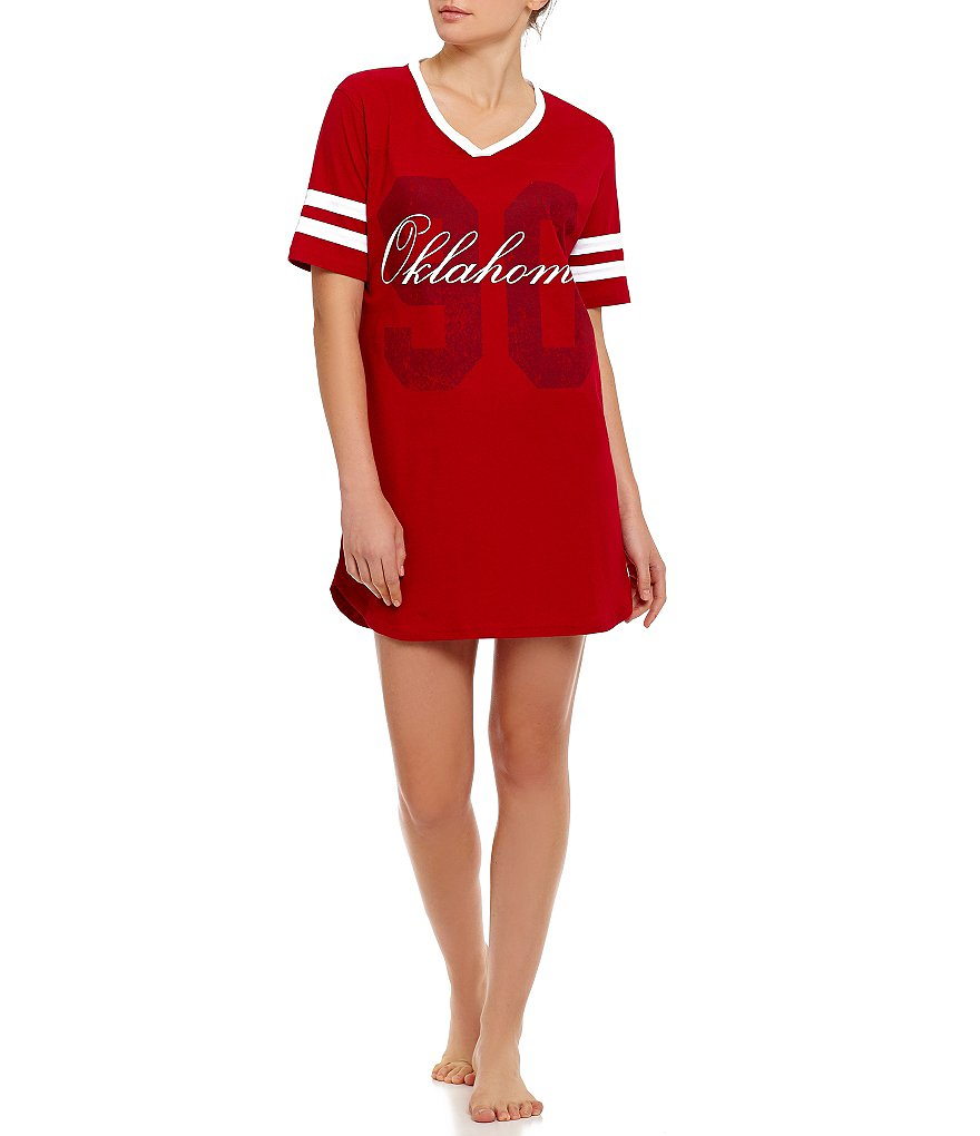 Emerson Street University of Oklahoma Script Sleepshirt