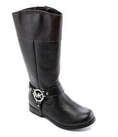MICHAEL Michael Kors Girls� Emma Rider 14 Boots