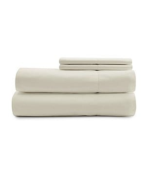 Noble Excellence 500-Thread-Count Deep Pocket Cotton Sateen Sheet Set