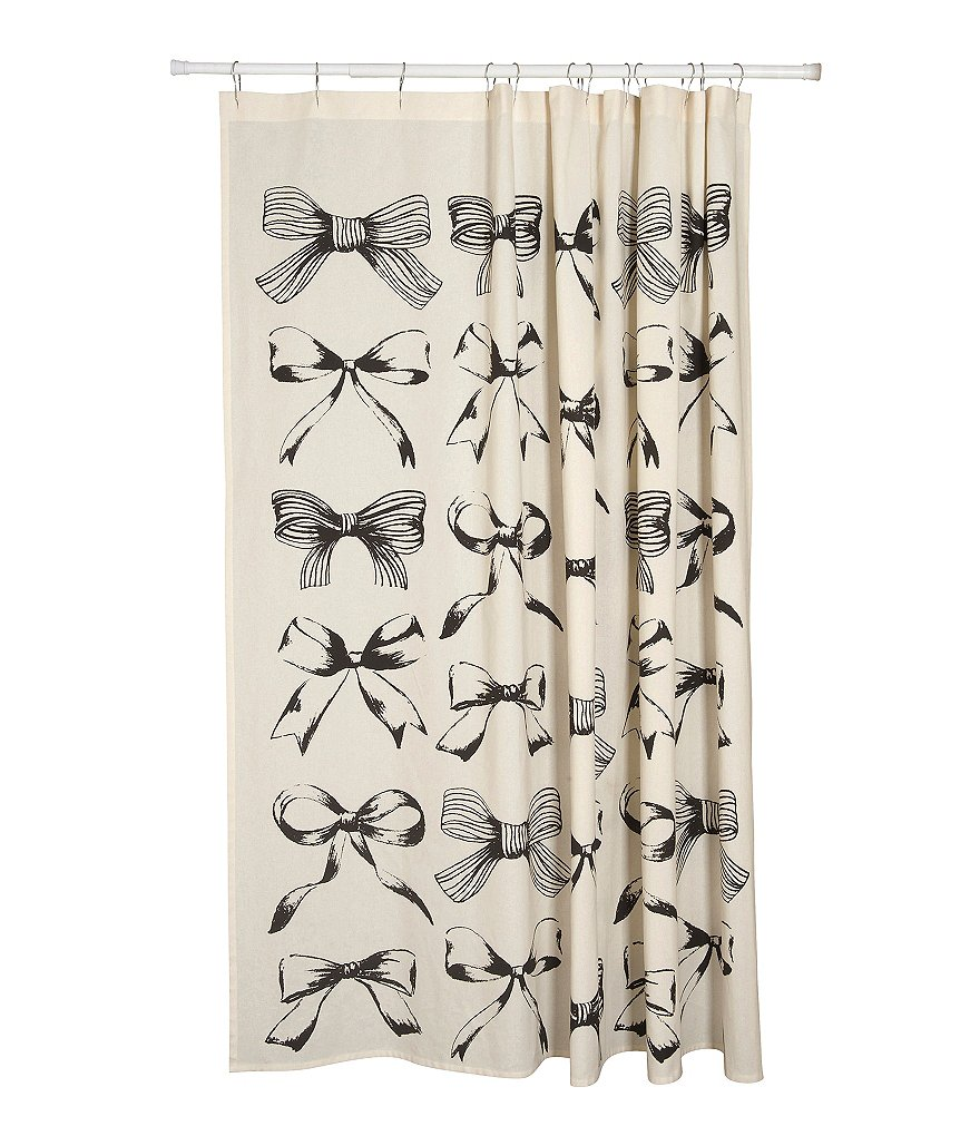 Danica Studio Prim & Proper Shower Curtain