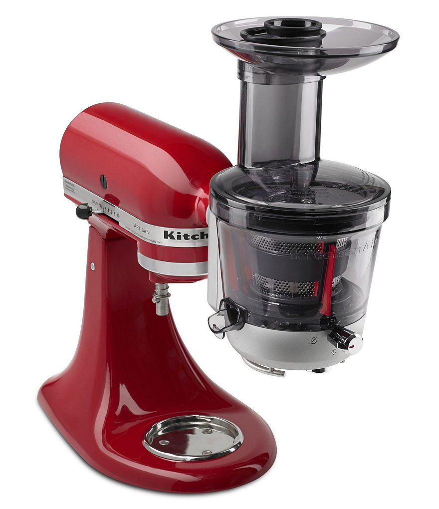 KitchenAid Juicer & Saucer Stand Mixer Attachment