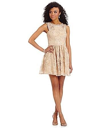 41fb40919d4 Party Dresses Juniors Dillards