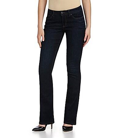 Code Bleu Soleil Curvy Bootcut Jeans