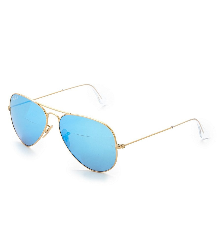 Ray-Ban Polar Mirror Aviators