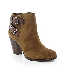 Gianni Bini Byrin Buckle Booties