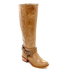 Gianni Bini Rizz Belted Riding Boots