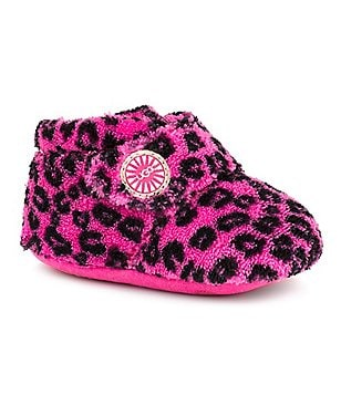 UGG® Infant Bixbee Leopard Girls´ Crib Shoes