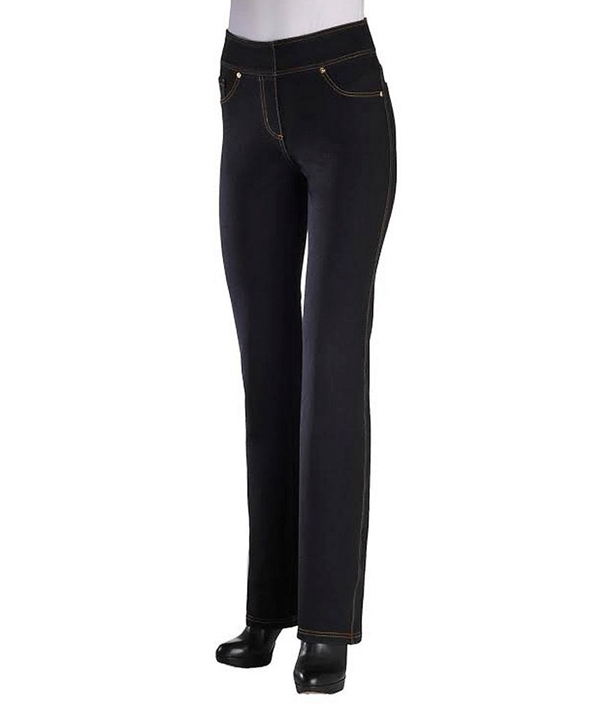 Nygard SLIMS Straight-Leg Denim Pants