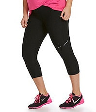 Nike Plus Filament Running Capris