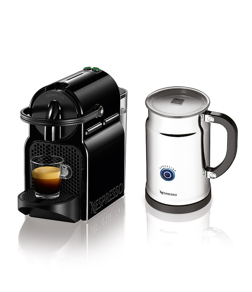 Nespresso Inissia Espresso Machine with Milk Frother