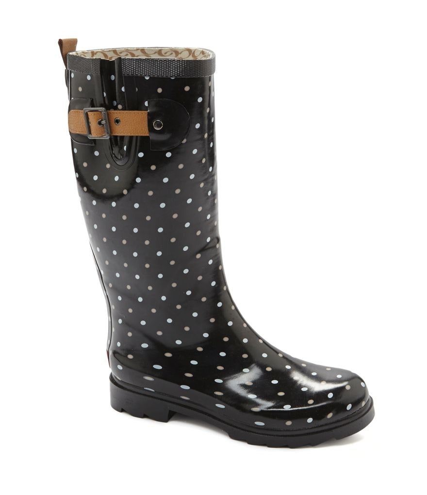 Creative Allnatural Rubber Uppers Pull Tabs And Adjustable Gussets Cotton Linings Chooka Womens Top Solid Rain Boots Have Allnatural Rubber Uppers And Extra Height For Increased Waterproof Protection Pull Tabs And Adjustable Gussets Ensure A