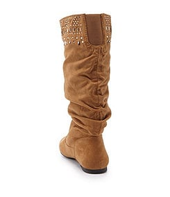 GB Girls Good-Girl Tall Boots