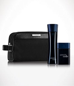 Giorgio Armani Code Travel Set