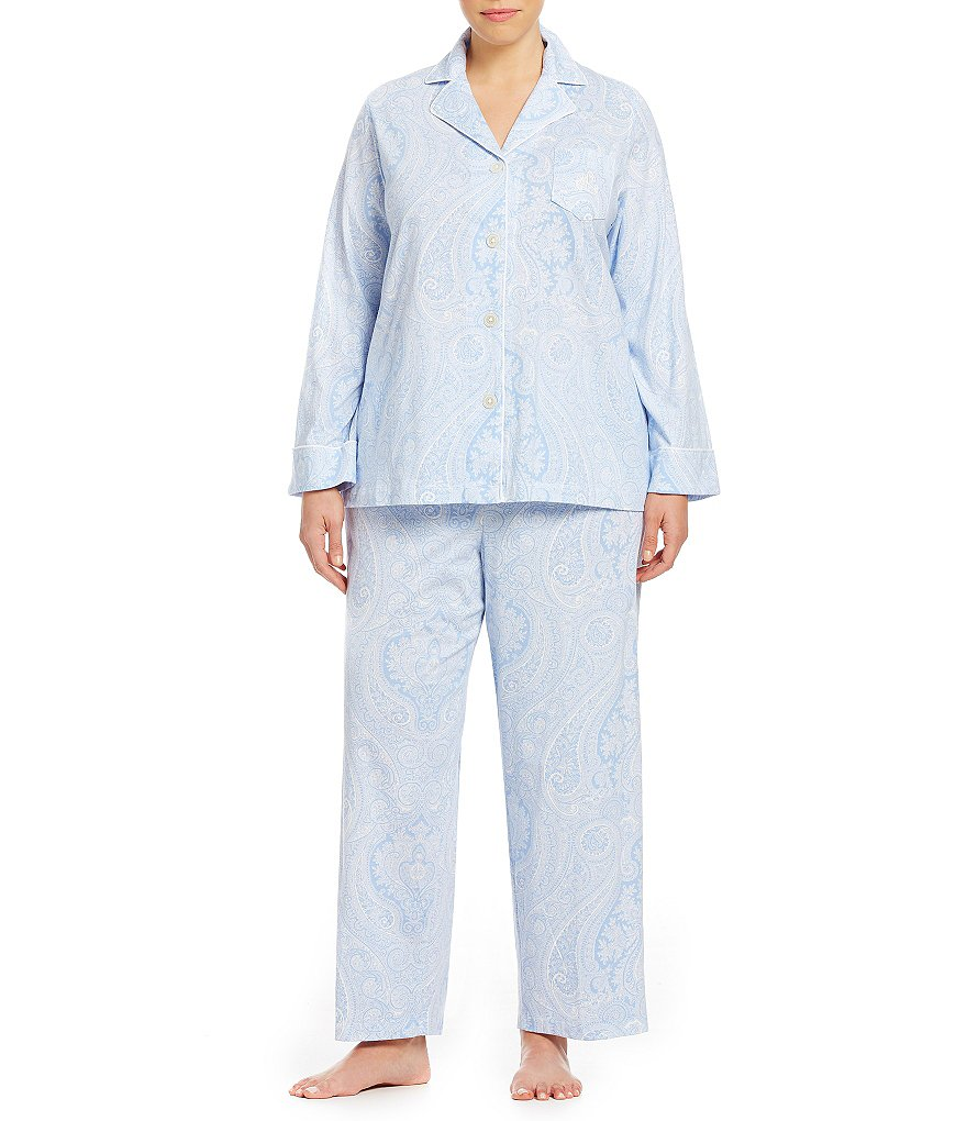 Lauren Ralph Lauren Plus Pajamas