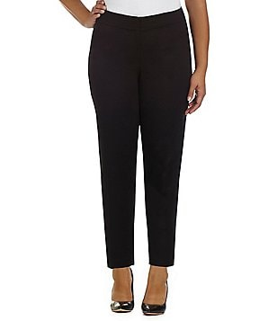 Peter Nygard Plus Morgan Ankle Pants