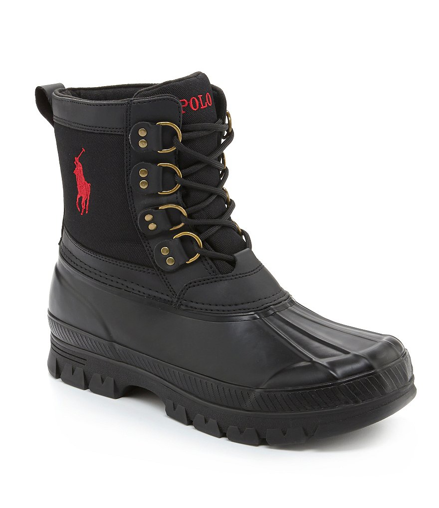 Polo Ralph Lauren Crestwick Cold Weather Casual Boots