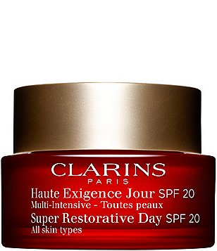 Clarins Super Restorative Day Cream SPF 20