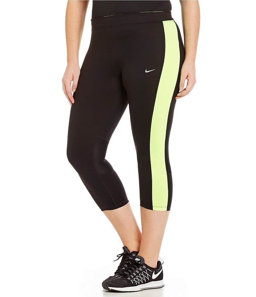 Nike Plus Dri-FIT Essential Cropped Pants