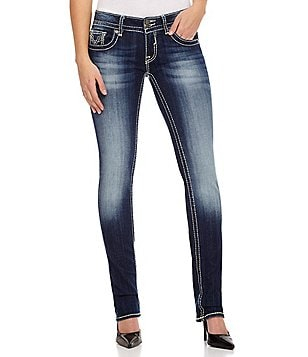 Vigoss New York Straight-Leg Jeans
