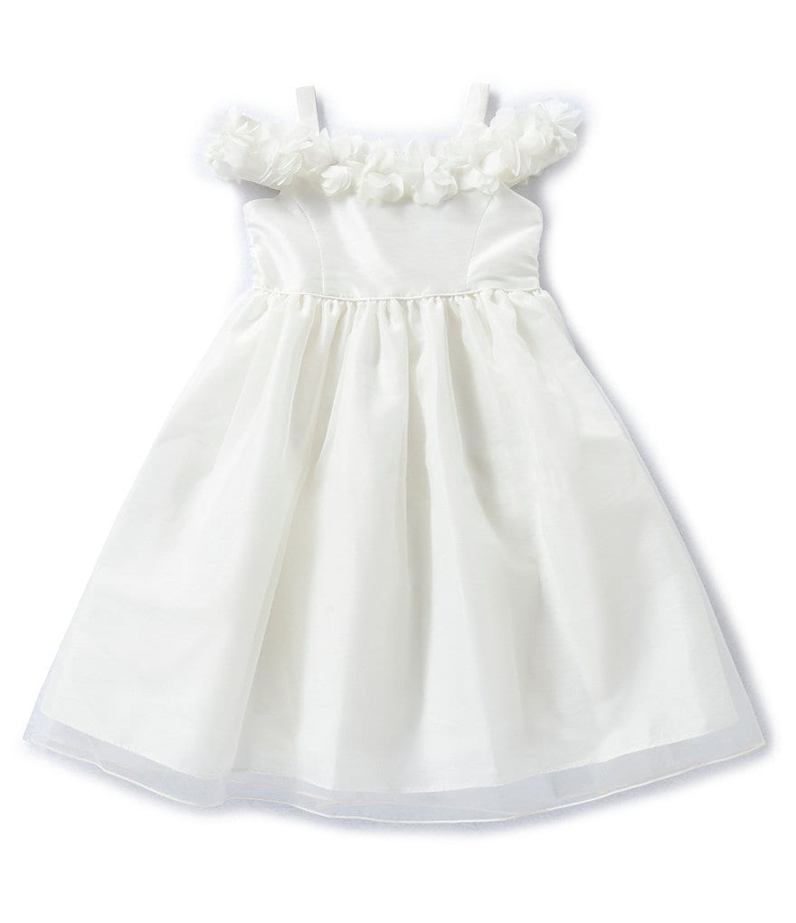 Sweet Heart Rose 2T-6X Special Occasion Woven Dress
