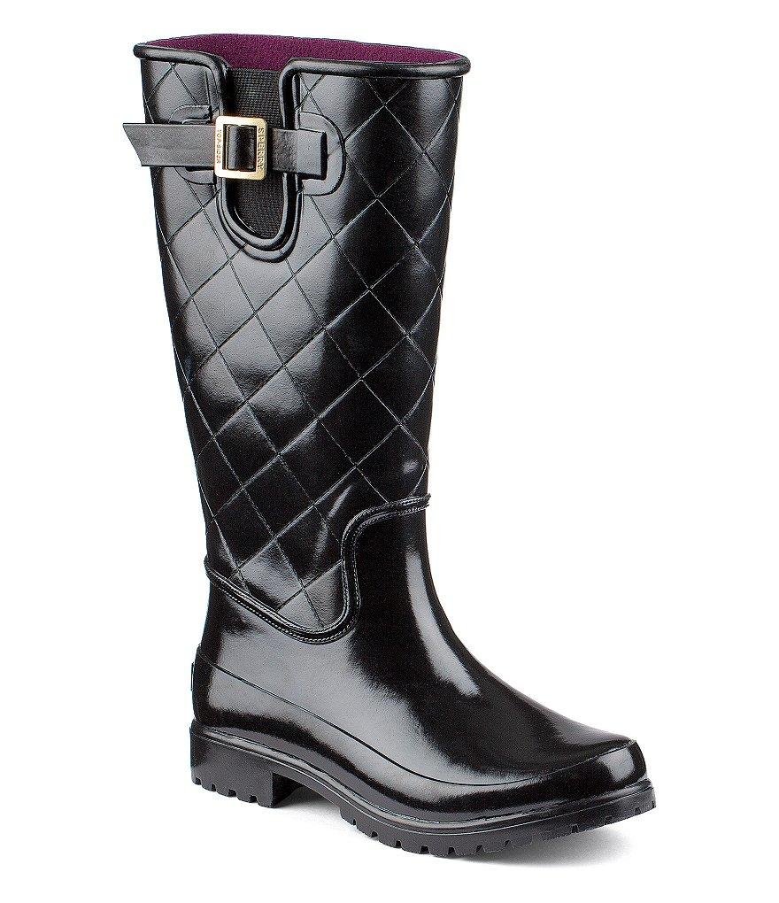 Sperry Top-Sider Women's Pelican III Quilted Rain Boots