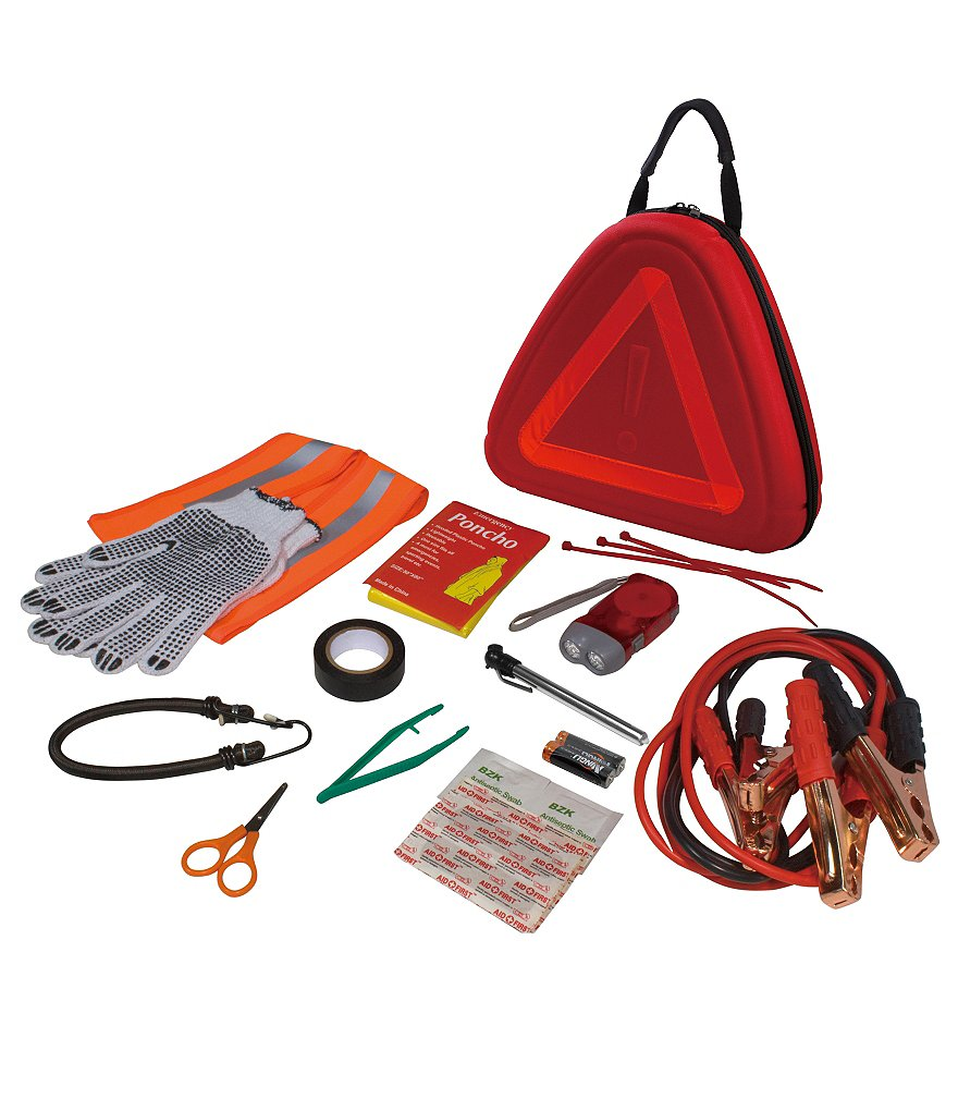 Berkshire Deluxe Auto Emergency Kit