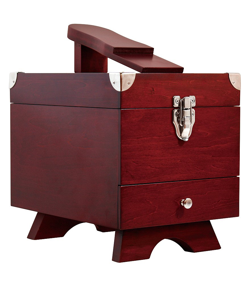 Berkshire Deluxe Shoe Shine Trunk