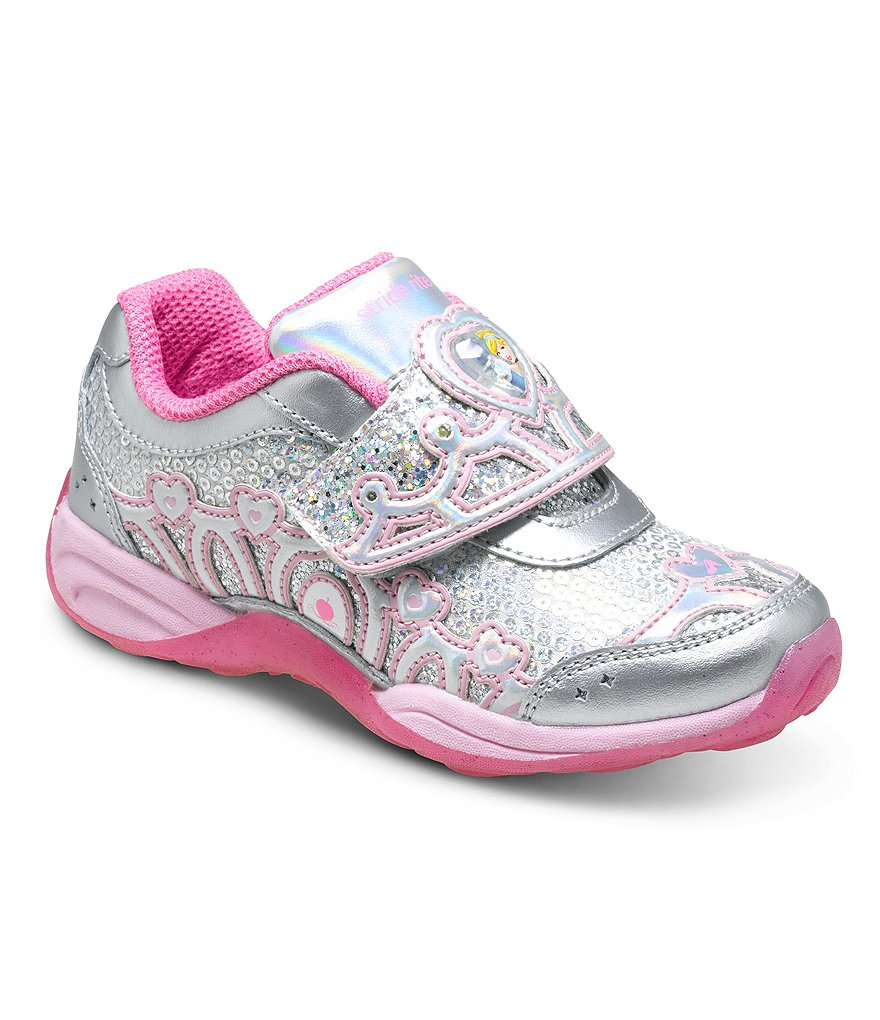Stride Rite for Disney Wish Lights Cinderella Light-Up Sneakers