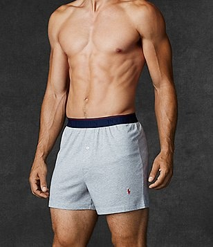 Polo Ralph Lauren Supreme Comfort Knit Boxers 2-Pack