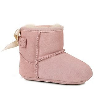 UGG® Suede Jesse Bow Booties