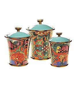 Poetic Wanderlust by Tracy Porter Eden Ranch Canisters, Set of 3 Image