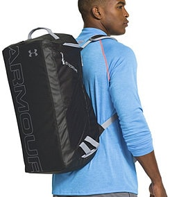 Under Armour Contain Storm Backpack Duffle