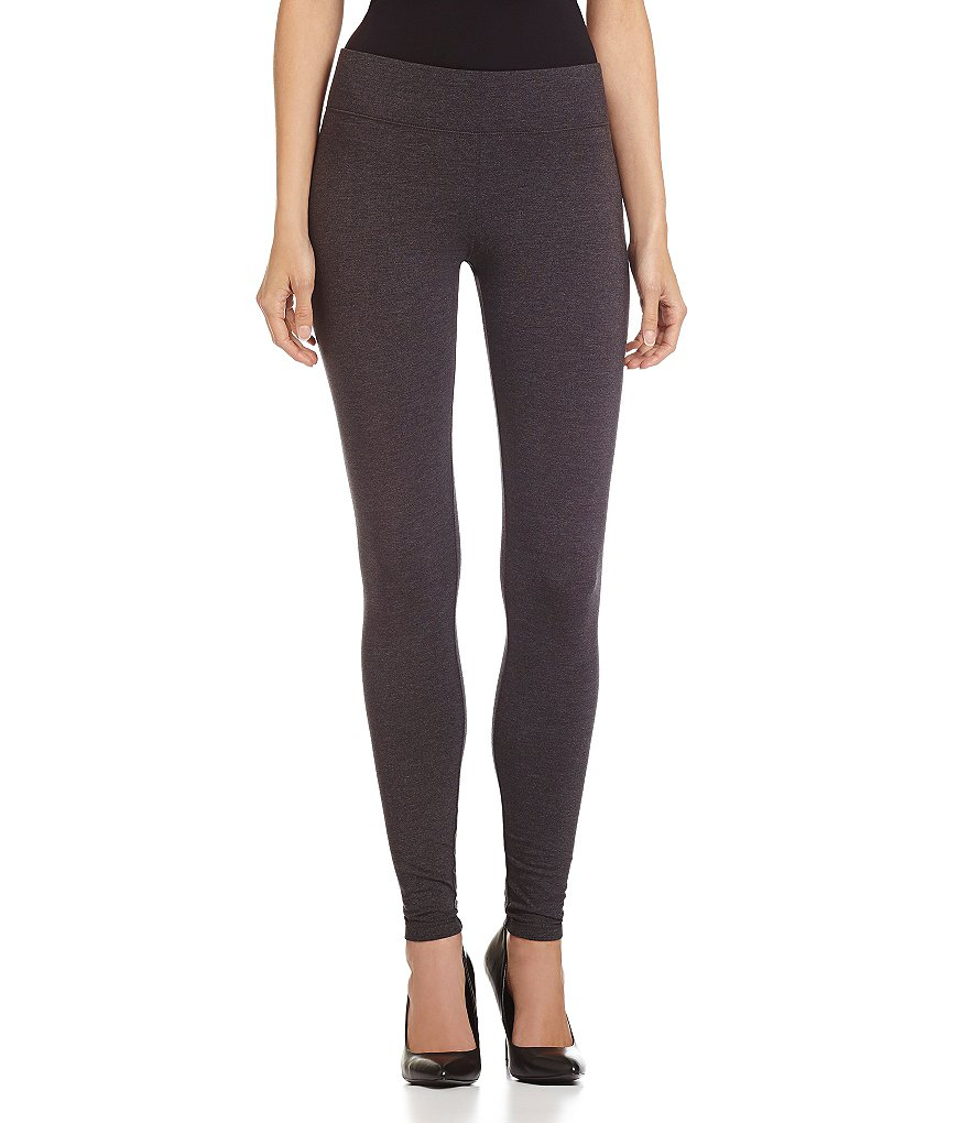 HUE Ultra Wide-Waistband Leggings
