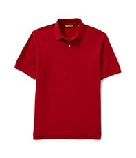 Gold Label Roundtree & Yorke Perfect Performance Knit Polo Shirt